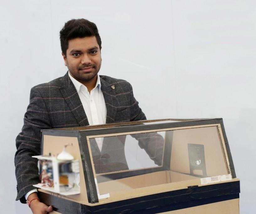 Life Cradle low cost incubator entrepreneur