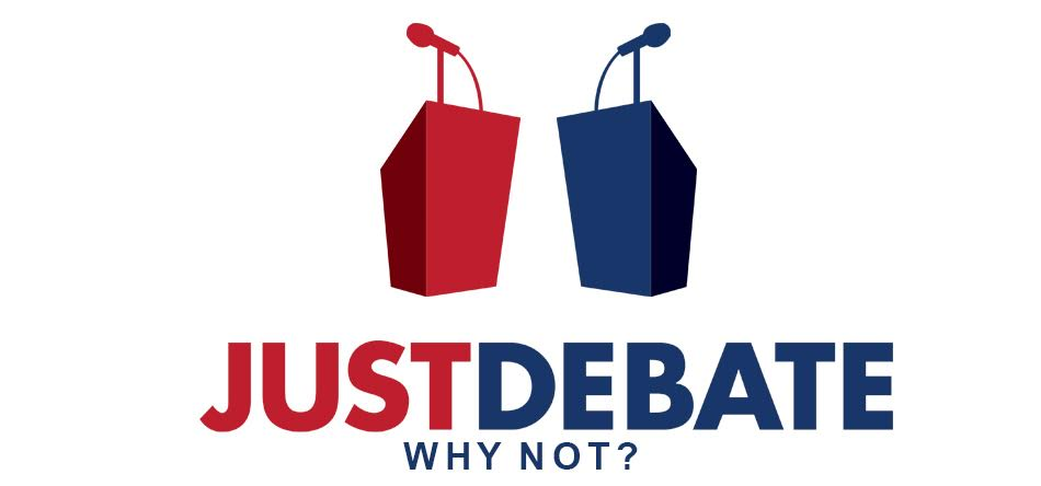 Political resource Just Debate aims to offer an impartial setting for debate