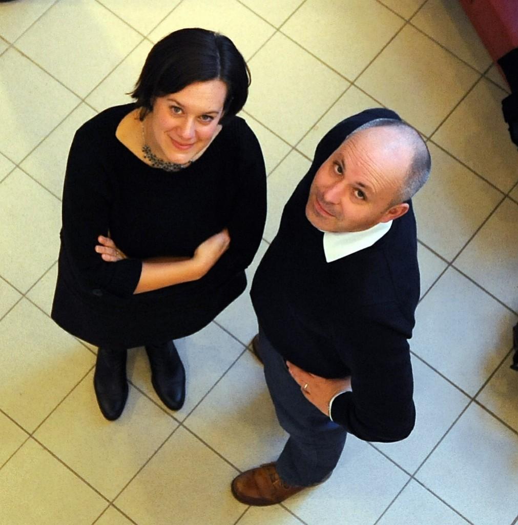Professor Deniz Ucbasaran and Professor Andy Lockett, Warwick Business School