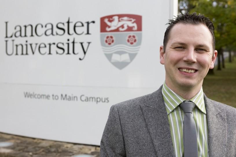 Jon Powell Lancaster University