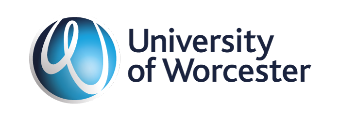 The University of Worcester logo
